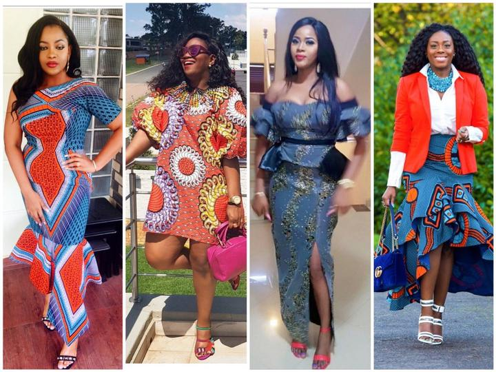 Check Out Stunning Ankara Gowns For Weddings (Photos)