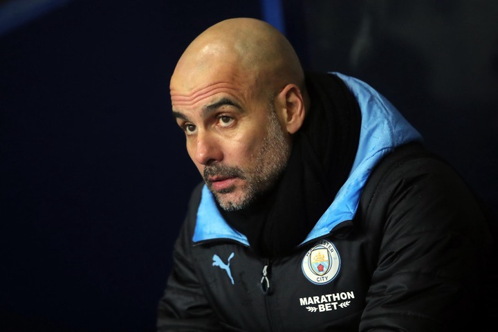 Pep Guardiola Suggests He&#39;ll See Out <a class=