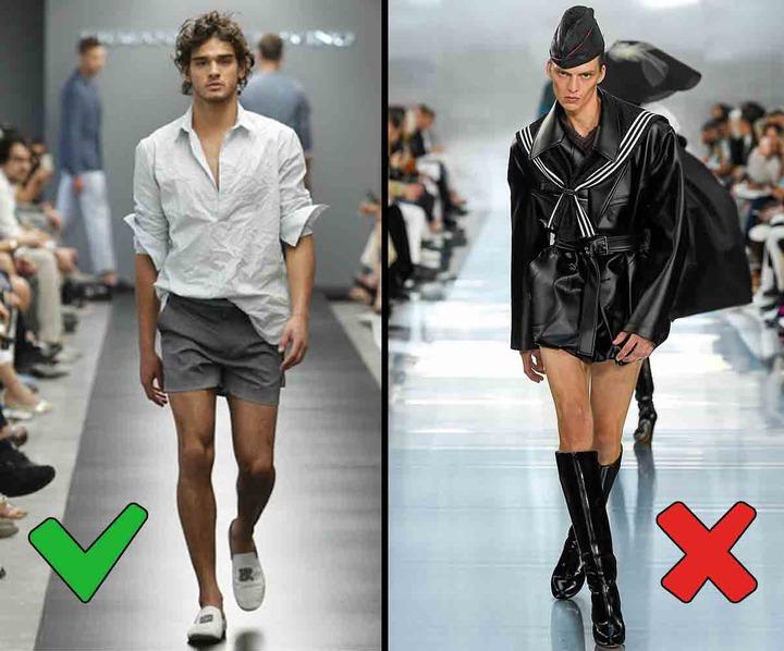 How To Walk Like A Male Model On The Runway? - MENSOPEDIA