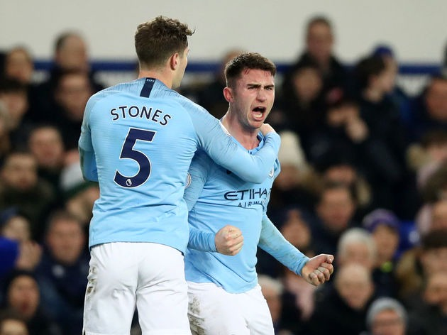 Aymeric Laporte Admits He Expects Battle for Starting Place at Man City  Despite Great 2018/19 Season | 90min