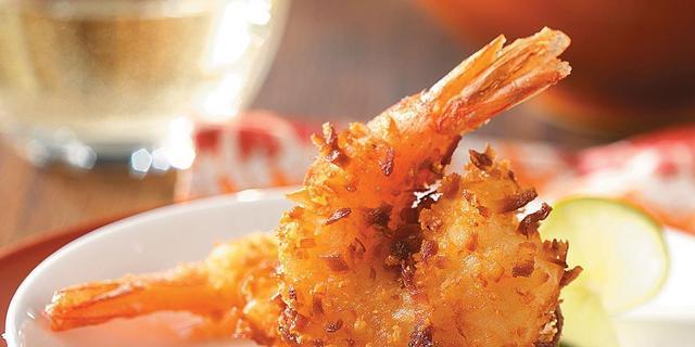 Coconut shrimp (Photo credit - Taste of Home)