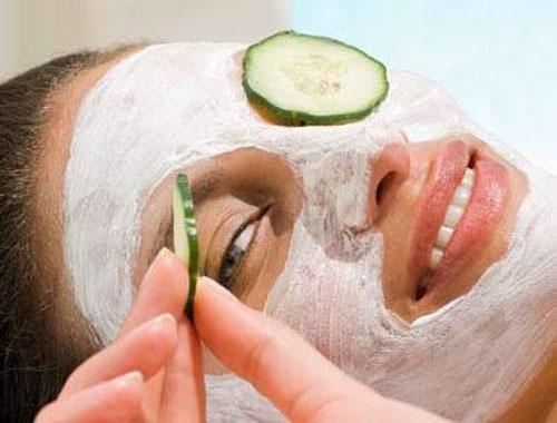 Home remedies for blemishes on the face - Step 4
