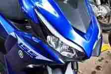 Bikin penasaran, inikah tampang Yamaha Aerox terbaru?