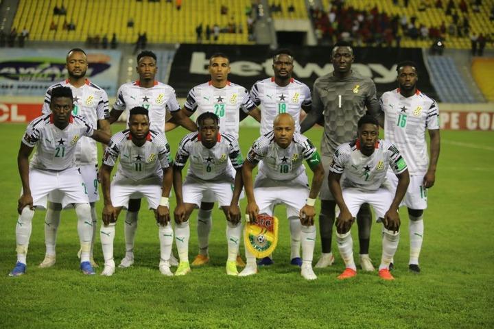 South Africa v Ghana: Massive blow for Black Stars, SEVEN key players miss  Bafana match - Ghana Latest Football News, Live Scores, Results -  GHANAsoccernet