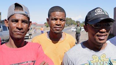 How coronavirus inspired a gangland truce in South Africa - BBC News