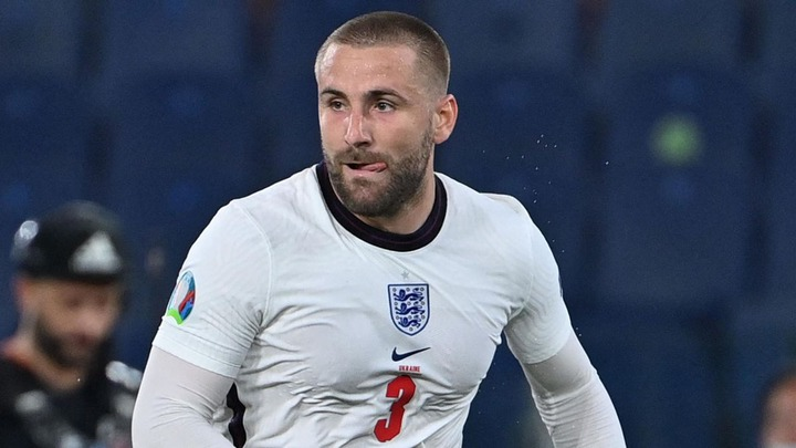 Football news - Manchester United to offer Luke Shaw new contract after  stellar season - reports - Eurosport