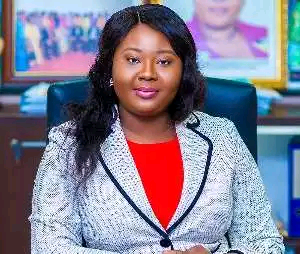 Youngest Ghanaian Female MP