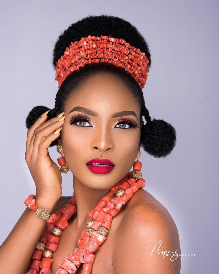 Ever Heard of the Traditional Ngala Hairstyle? Igbo Brides Get in Here |  BellaNaija Weddings