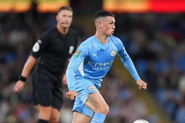 Phil Foden told how Pep Guardiola must utilise him for Man City alongside  Jack Grealish - Manchester Evening News