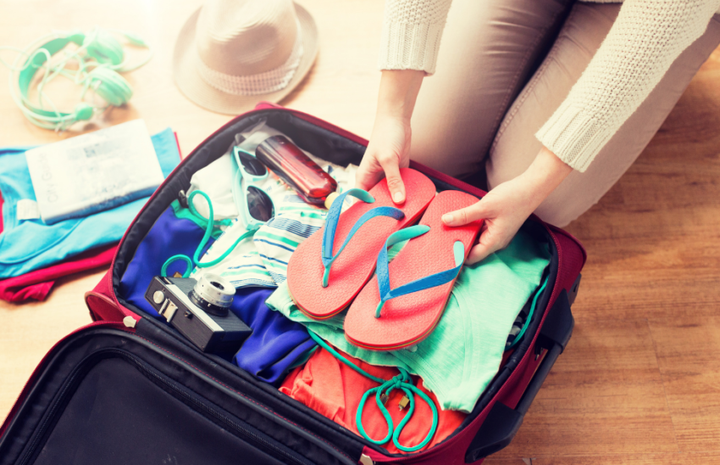 Important packing tips to read before you go travelling   Three Musketeers  Travel and Lifestyle Blog