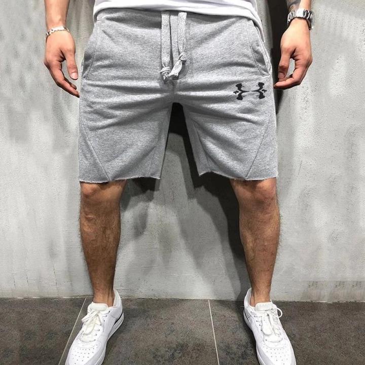 2020 Summer Men&#39;s Shorts Casual Men <a class=