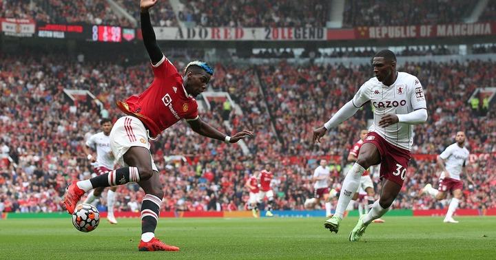 Manchester United 0 Aston Villa 1 recap and ratings as Kortney Hause scores  late header - Birmingham Live