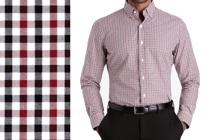 BLOG   A Man's Guide To Dress Shirt Color & Pattern