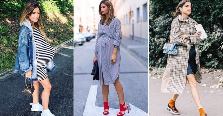 10 Easy Tips for Effortlessly Chic Pregnancy Style - Savoir Flair