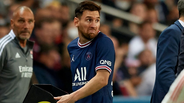 Why Lionel Messi's substitution was so controversial: PSG manager  Pochettino explains move   Sporting News