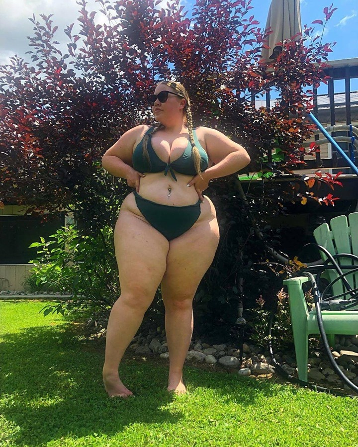 No Matter! 116 kg Woman Falls in Love With a Fitness Trainer Half Her Size    Al Bawaba