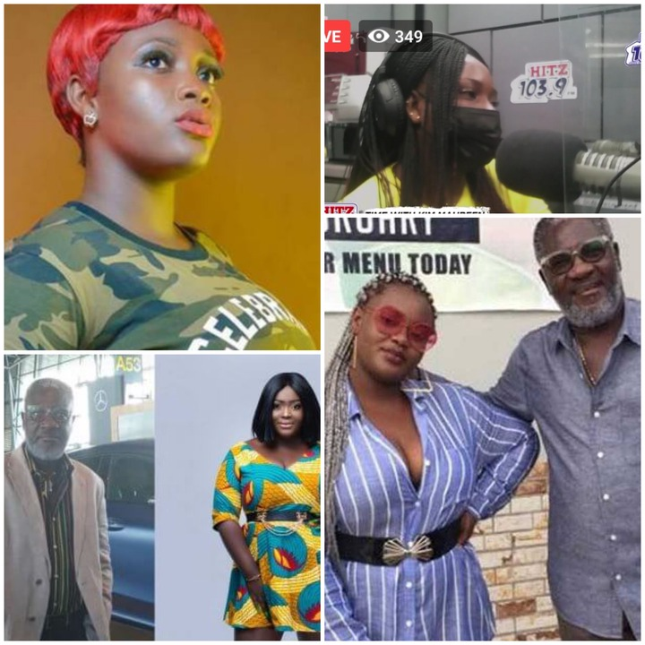 """""""He gave me just Ghc100 for second hand clothes""""-Kim Maureen exposes Starboy kwarteng after he said she was lazy. 5"""