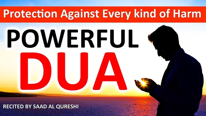 This Dua Will Protect You From Every Kind of Harm In The World Insha Allah  ᴴᴰ - Listen Every Day! - YouTube