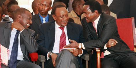Kalonzo to Join Uhuru in Ukambani Tour - Kenyans.co.ke