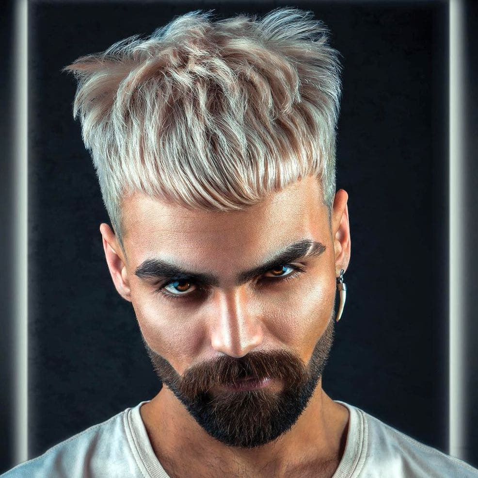 Best haircuts for guys with beards