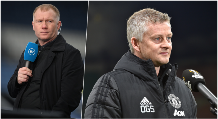 Paul Scholes claims Ole Gunnar Solskjaer is 'clearly wrong' with goalkeeper  comment - Pundit Arena
