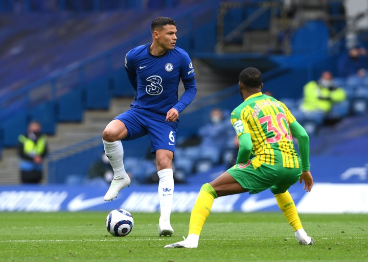 Thiago Silva makes Chelsea admission ahead of contract renewal decision -  Sports Illustrated Chelsea FC News, Analysis and More