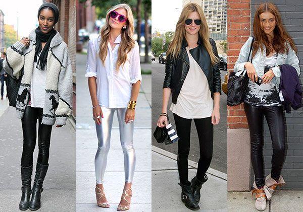 Is Wearing Leggings as Pants Ever Okay? | Leggings are not pants, How to  wear leggings, Cute outfits with leggings
