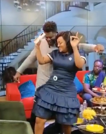 a85cf21b36dbd83c9b770184928d2841 1?source=nlp&quality=uhq&format=jpeg&resize=720 - Ghanaians reacts after a video of Bulldog grinding Nana Ama McBrown emerged