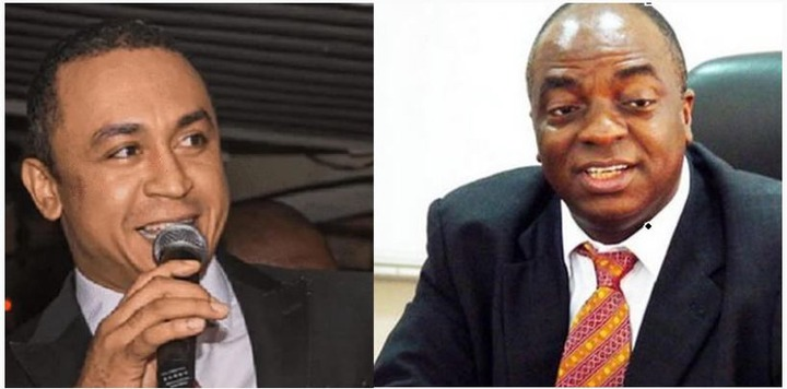 Daddy Freeze has finally apologize to Bishop Oyedepo - Opera News