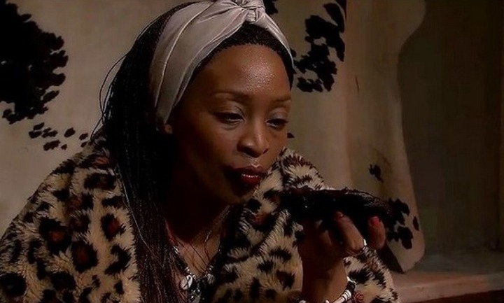Oby Abudu from Generations The Legacy