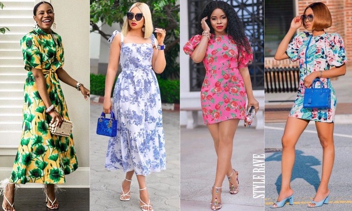 Dressed To Kill: 23 Ways To Style Floral Prints Like A Fashion Star