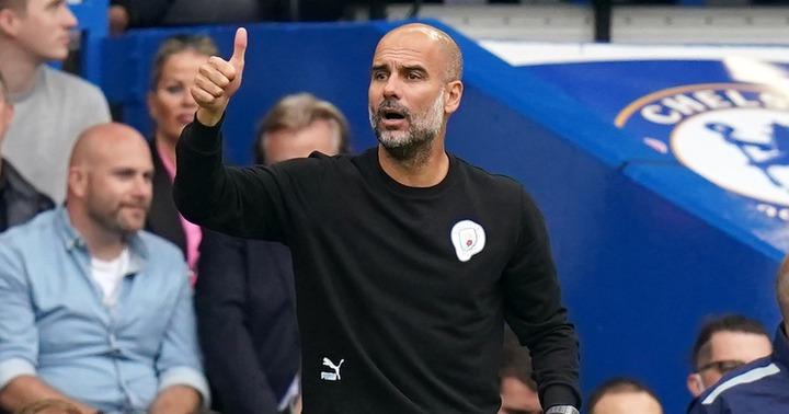 Pep Guardiola 'proud' to break Man City wins record against Chelsea