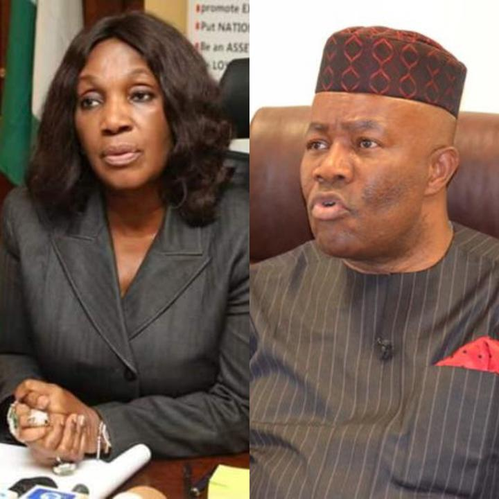 """I Am The Only Woman In Nigeria To Have Slapped Akpabio"" – Dr <a class="