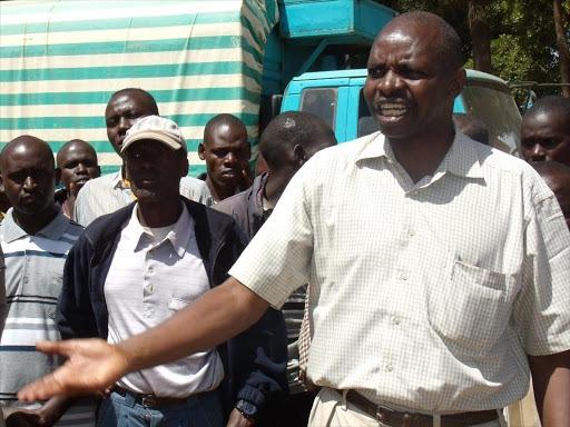 NASA's Eldoret demos blocked, 'police taking leaders round and round'