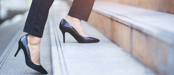 The High Price of High Heels: My Day in Heels