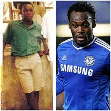 Throwback Photos Of Michael Essien, Asamoah Gyan And Other Top African  Footballers   AFRONEWS.ORG (GH)