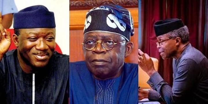 2023 Presidency: 'Voting Yoruba Christian Means Sentencing Muslims To  Perpetual Slavery' – The Whistler Nigeria