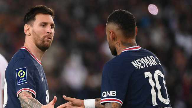 Decisions for good of team, says PSG's Mauricio Pochettino after Lionel  Messi substitution