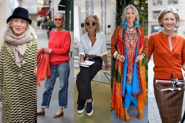 In Praise of Older Women - A Man's View of Style for Older Women