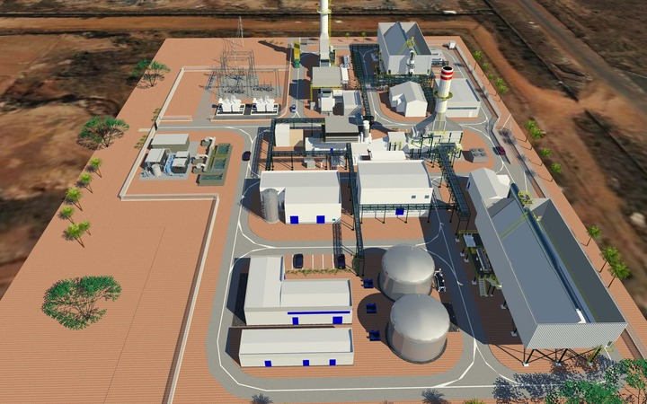 $170 million Judgment debt saga: Pictures of the GPGC 107MW power plant that has brought confusion in Ghana. 55
