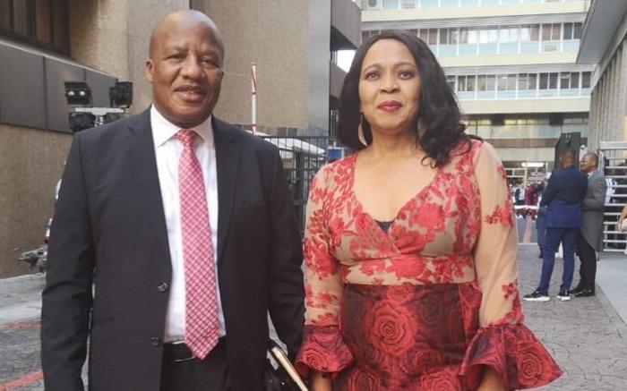 GALLERY: Jackson Mthembu, hardworking minister, beloved father & husband