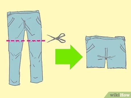 How to Make Old Clothes New: 8 Steps (with Pictures) - wikiHow