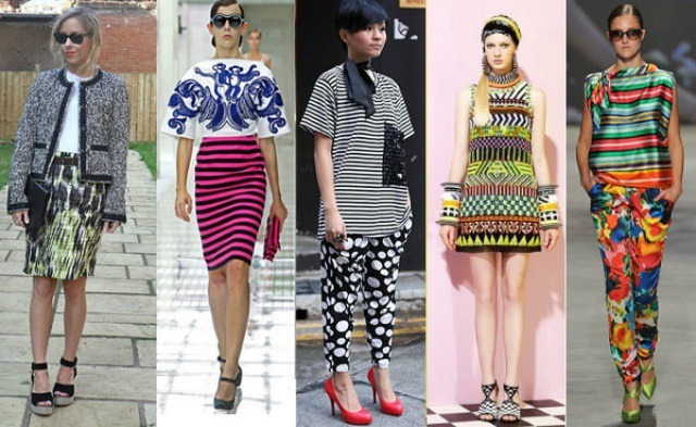 Ways to Carry Print On Print Trend with Ease