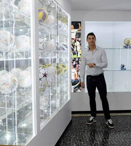 Cristiano Ronaldo Museum in Madeira - Madeira Holidays