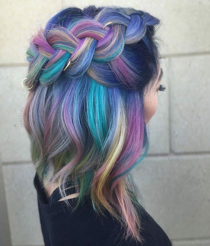 Cotton Candy Ombre (View 7 of 20)