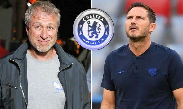 Chelsea transfer news Abramovich Lampard