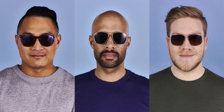 48 Best Sunglasses for Men By Face Shape - How to Pick Glasses for Male  Faces