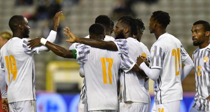 Éliminatoire CAN 2022 : Côte d'Ivoire-Éthiopie, objectif première place du  groupe K | 7info