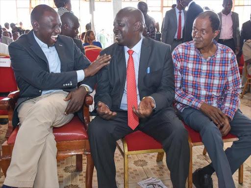 MPs: Ruto wants to bring Congo maize
