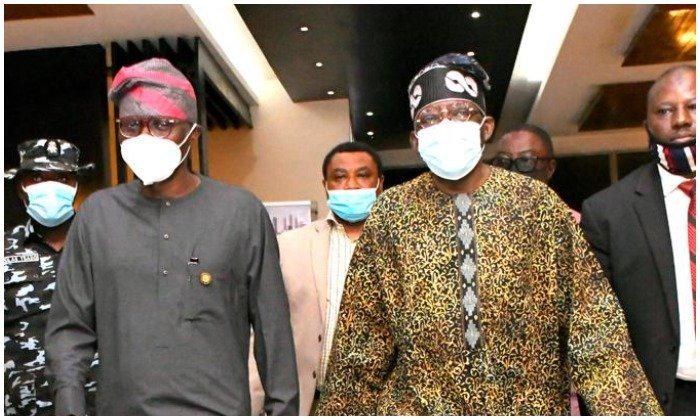 Tinubu returns to Nigeria after three-month UK medical trip